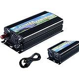 Solinba 500w Solar Grid Tie Inverter Pure Sine Wave DC11-28v to AC90-130v for 12v Solar System USA plug