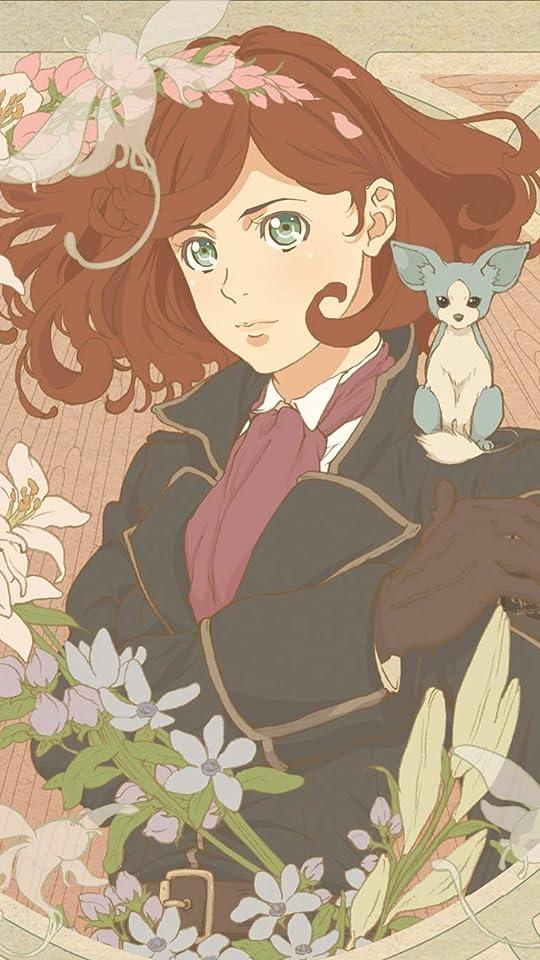 Fairy gone フェアリーゴーン マーリヤ・ノエル QHD(540×960)壁紙画像