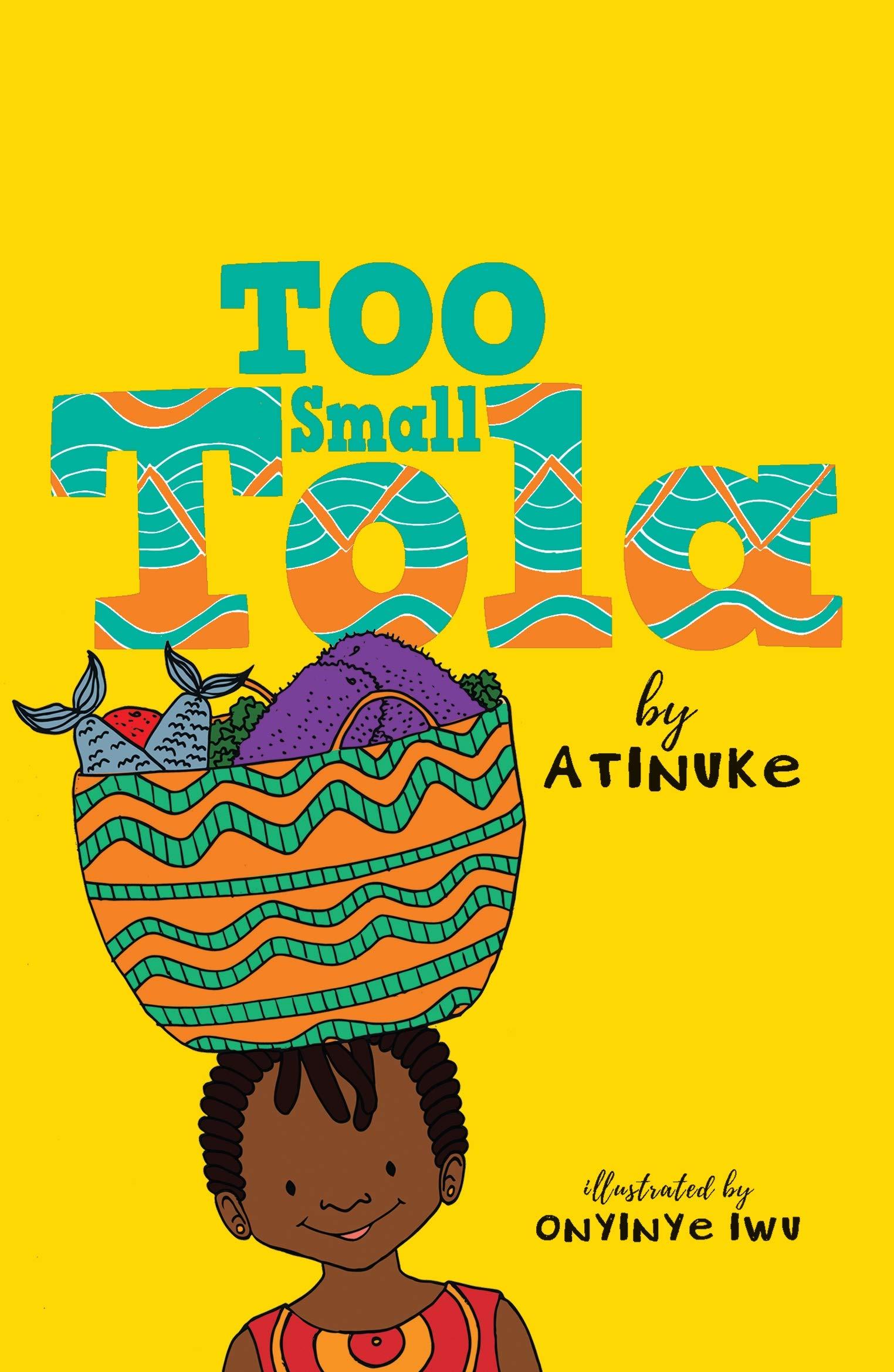 Too Small Tola: 9781406388916: Amazon.com: Books