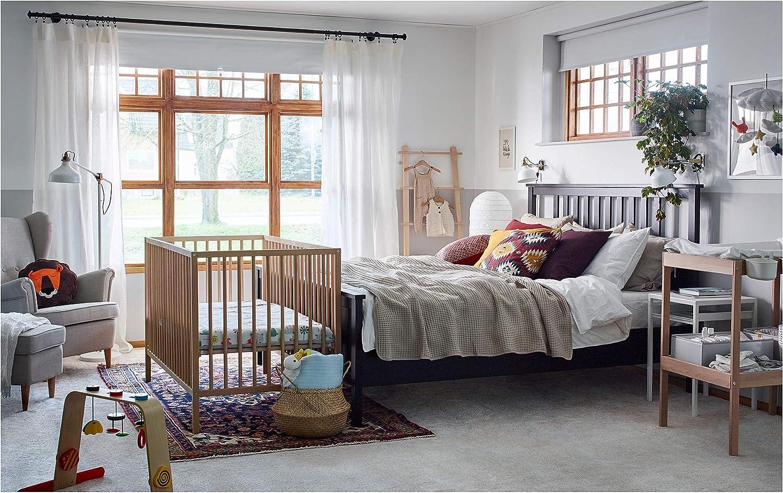 Cuna de Madera de Haya IKEA. 502.485.41