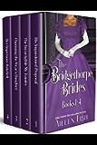 The Bridgethorpe Brides Books 1-4