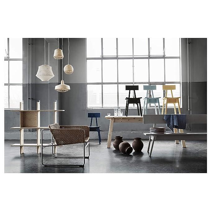 Amazon.com: IKEA 003.963.60 Industriell - Lámpara de techo ...