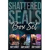 Shattered SEALs Box Set: Books 1 - 3
