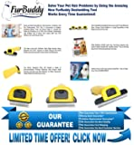 FurBuddy Pet Grooming deShedding Tool Reduces