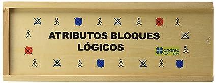 Andreu Toys - Atributos Lógicos
