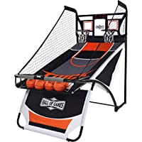 Hall of Games 2 Player Arcade Basketball Game - Available in Multiple Styles