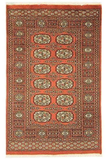 Nain Trading Pakistan Buchara 3ply 121x76 Orientteppich Teppich