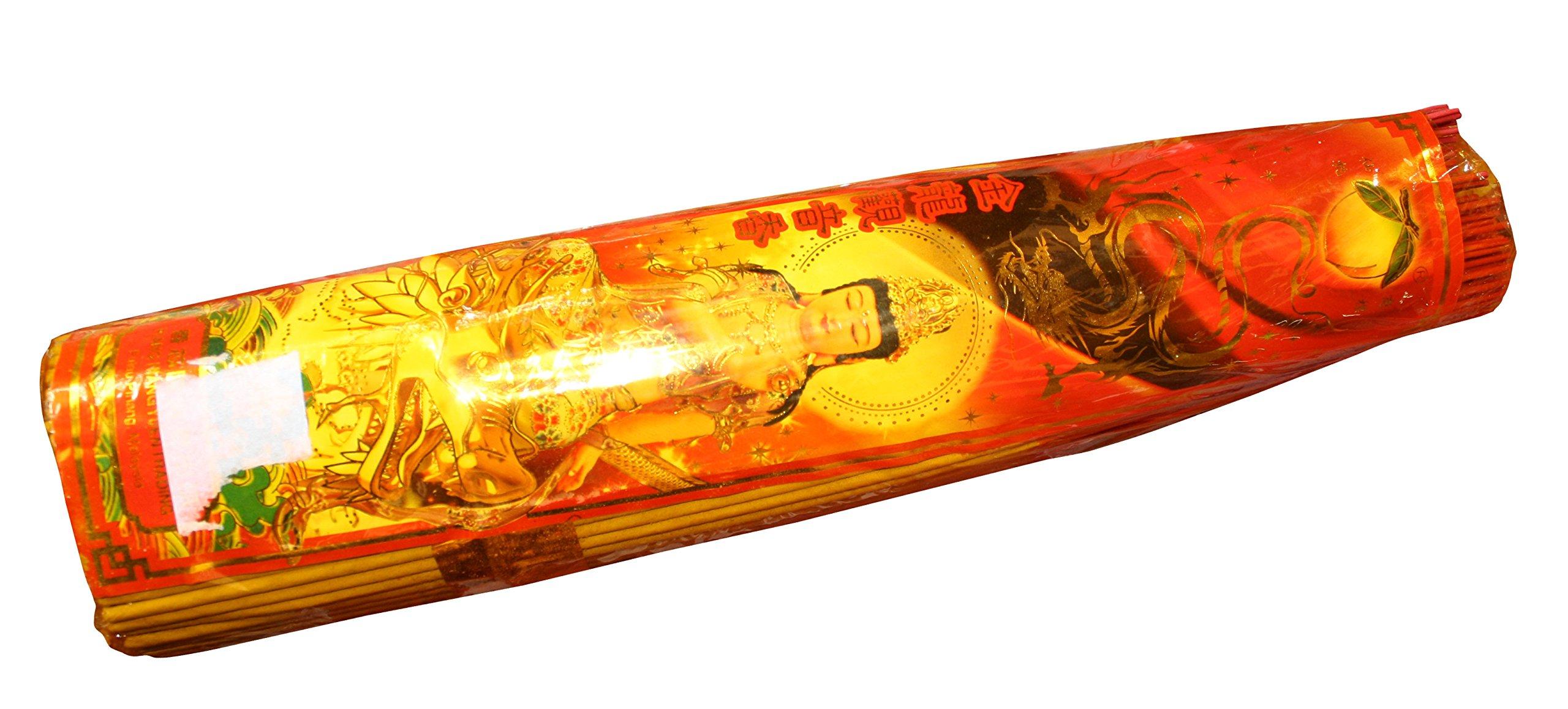 Full Funk TupHom Thai Bhuddhist Incense Joss Sticks 13'' - 800pcs