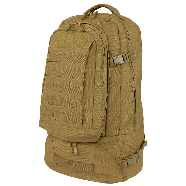 Condor Outdoor Trekker Backpack (Coyote Brown)