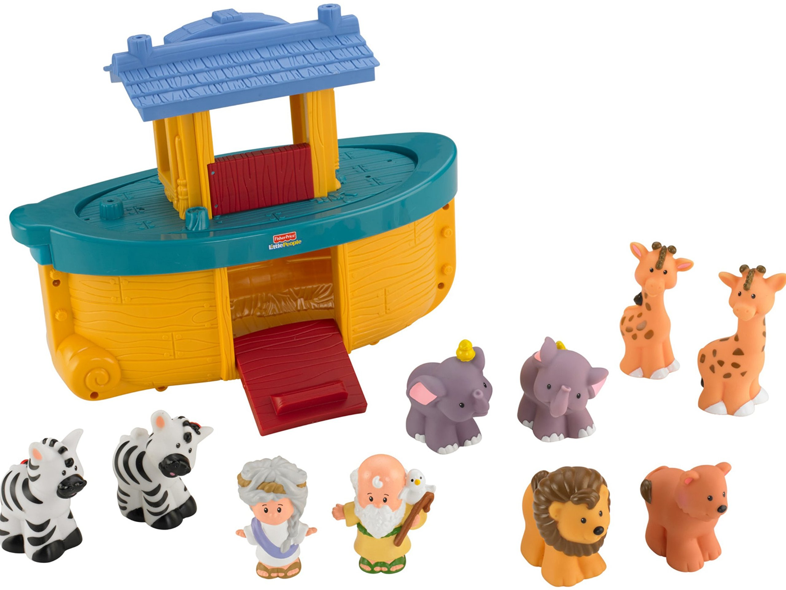 Fisher-Price Little People Noah's Ark by Fisher-Price (Image #3)