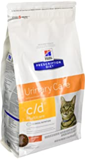 Hills C/D Multicare Bladder Health Cat Food 4 Lb