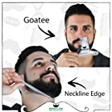 BEARDCLASS Beard Shaping Tool - 8 in 1 Comb