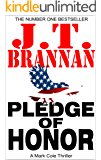PLEDGE OF HONOR: A Mark Cole Thriller