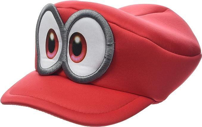 Bioworld - Difuzed Casquette De Super Mario Odyssey Cappy Gorra ...