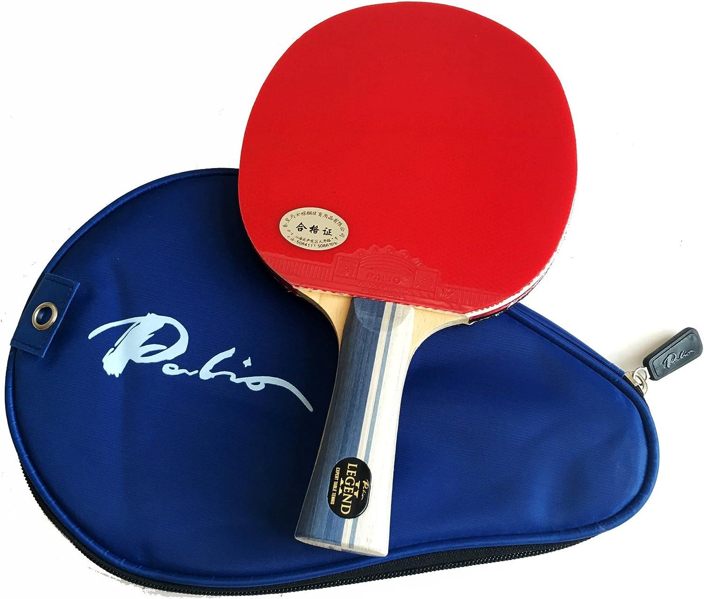 Palio Legend 2 Pala de Ping-Pong y Estuche