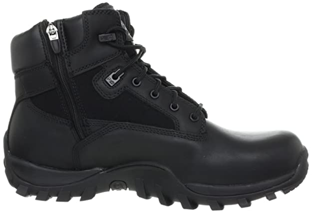 504b2f91112 W Timberland Zip 4 Inches Mcclellan Boot Pro Us Valor black Men s 6 HxrvfHS