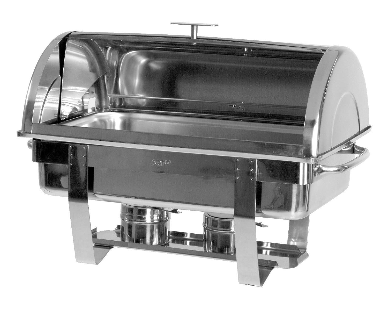 Saro 213–4070 Chauffe-plat avec couvercle roll, 1/1 GN, DENNIS 213-4070