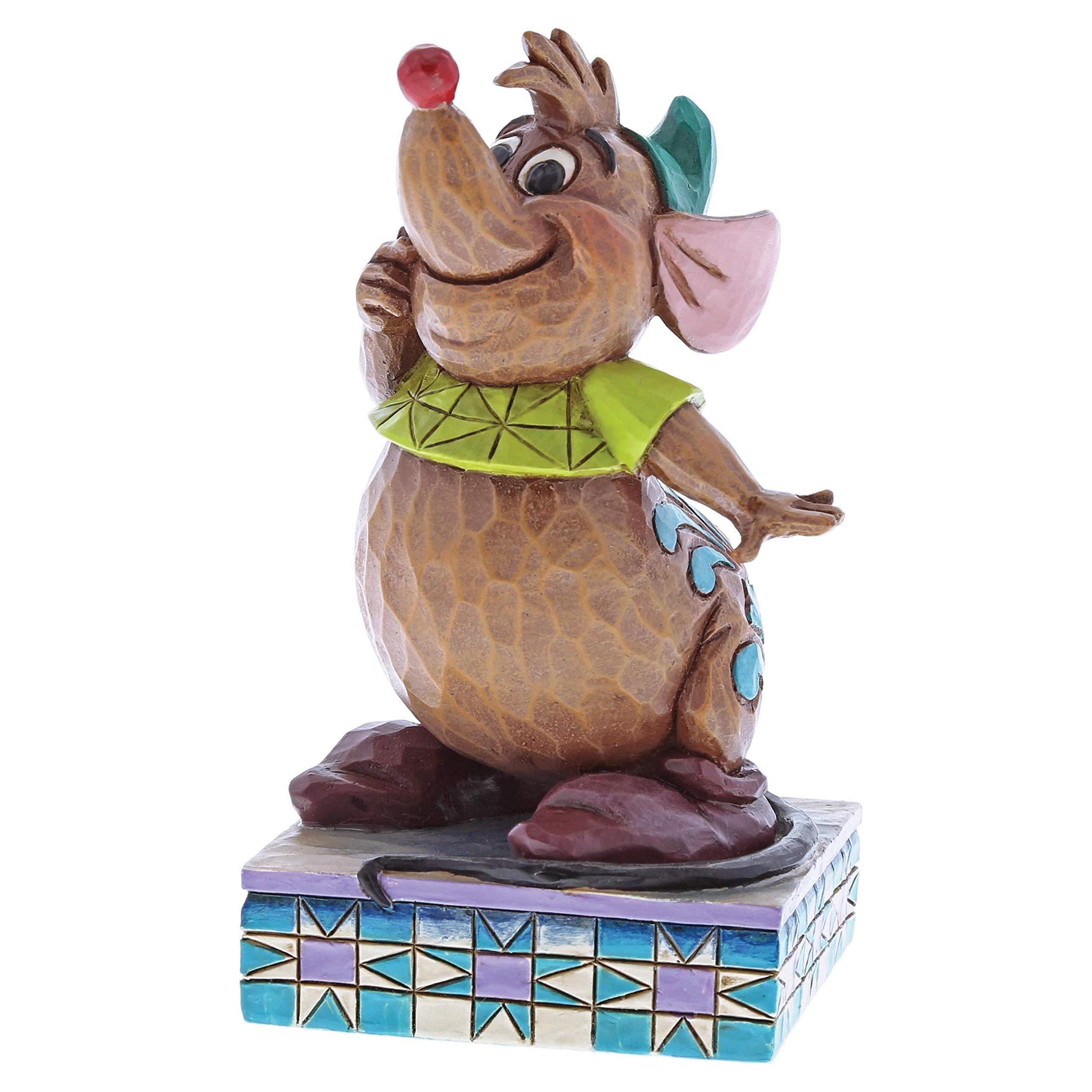 Disney Traditions 4059739 Cinderelly's Friend Gus Figurine 5.5 x 5.5 x 10 cm
