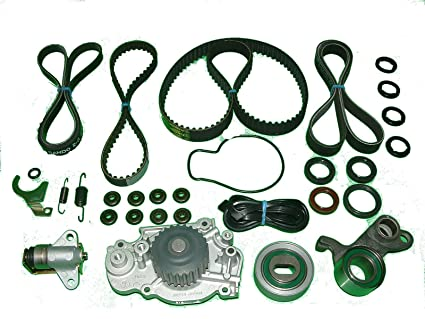 amazon tbk timing belt kit honda prelude 1993 to 1996 vtec Mitsubishi Montero Sport Timing Belt Diagram image unavailable image not available for color tbk timing belt kit honda prelude