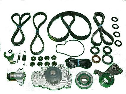 Amazon Com Tbk Timing Belt Kit Honda Prelude 1993 To 1996 Vtec