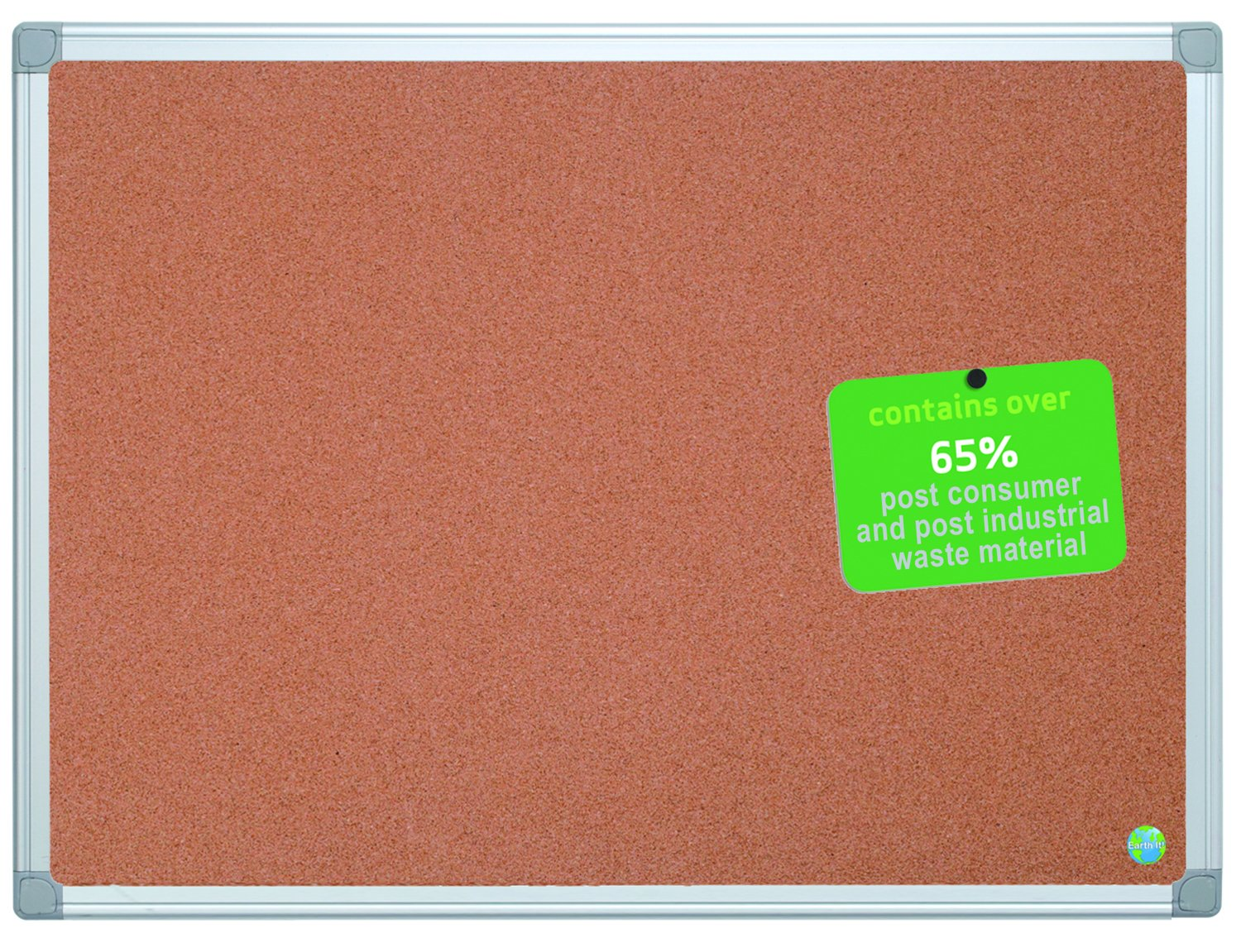 Amazoncom Mastervision Earth Cork Bulletin Board 36 X 48 Pin
