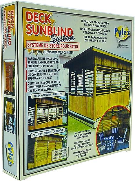 Pylex 11060 - Sistema de protección Solar, Color Negro: Amazon.es: Bricolaje y herramientas