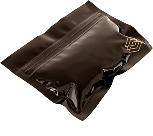 5 Smell Proof Bags Stayzin 5 bags size 6.5 x 6-2x stronger stink sack zipcloc