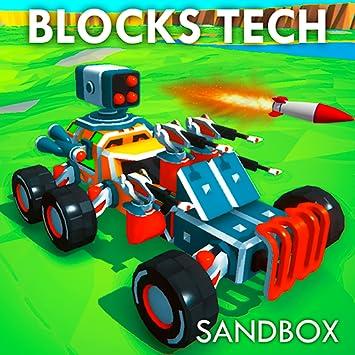 Block Tech : Epic Sandbox Car Craft Simulator