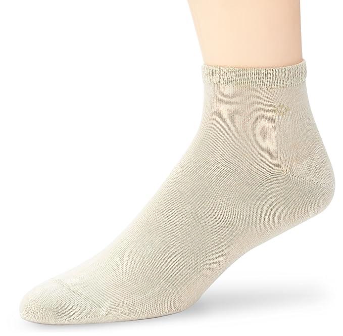 Burlington Calcetines cortos opacas para hombre, talla 40/46 - talla alemana, color arena 4320: Amazon.es: Ropa y accesorios