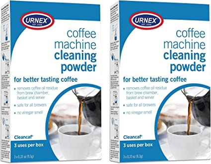 Amazon.com: Urnex cleancaf Coffee Maker & Espresso machine ...