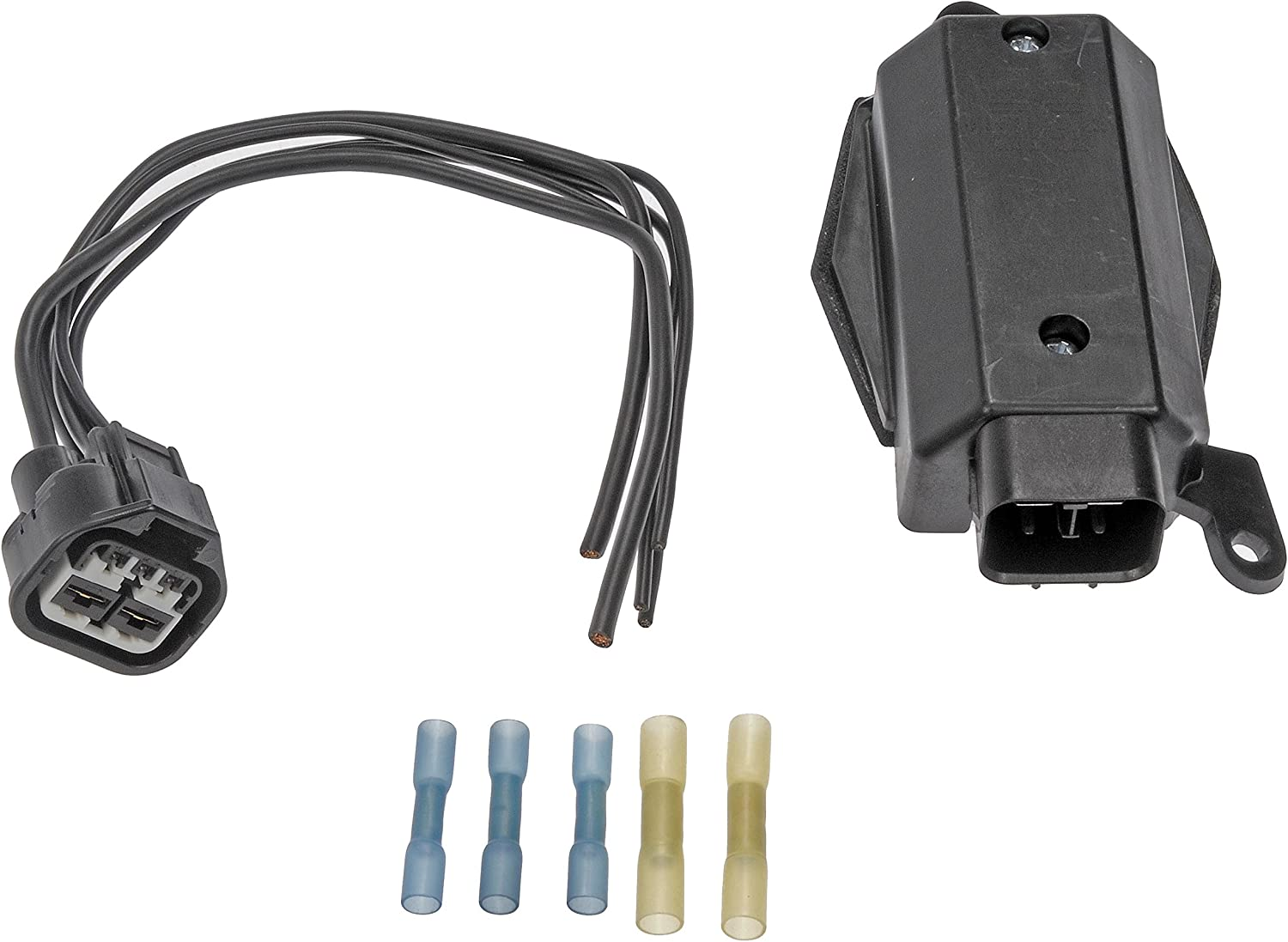 Dorman Products 973-302 Blower Resistor Connector  12 Month 12,000 Mile Warranty