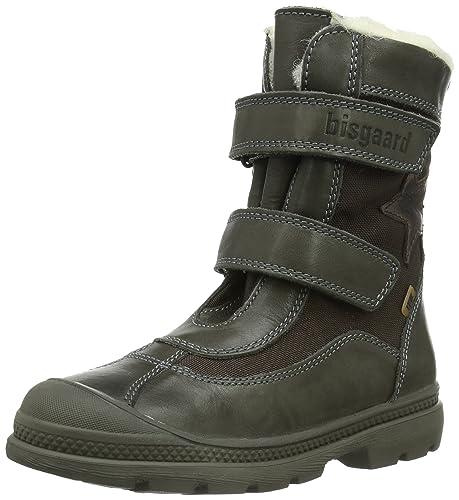 Super Specials bieten viel uk billig verkaufen Bisgaard Unisex-Kinder Stiefel mit Tex/Wolle Schneestiefel ...