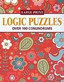 Elegant Logic Puzzles: Over 100 Conundrums (Large Print Puzzles)