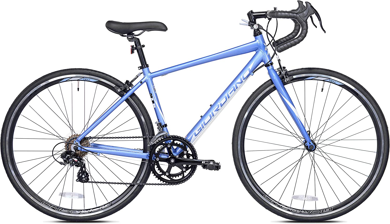 Giordano Aversa Aluminum Road Bike, 700c Women s Small