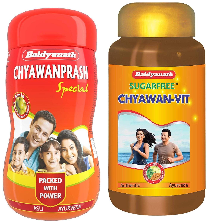 Baidyanath Chyawanprash & Baidyanath Chyawan Vit