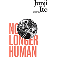 No Longer Human book cover