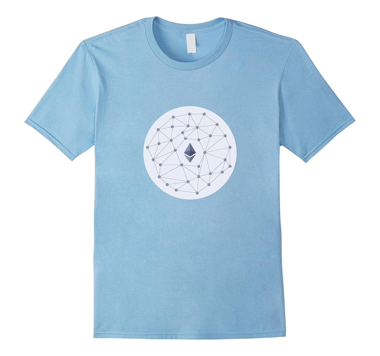 Ethereum Round Circle Blockchain T-Shirt