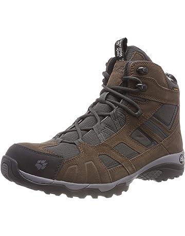 f4d7a0b2f82d71 Jack Wolfskin Herren Vojo Hike Mid Texapore Men Wasserdicht Trekking-    Wanderstiefel
