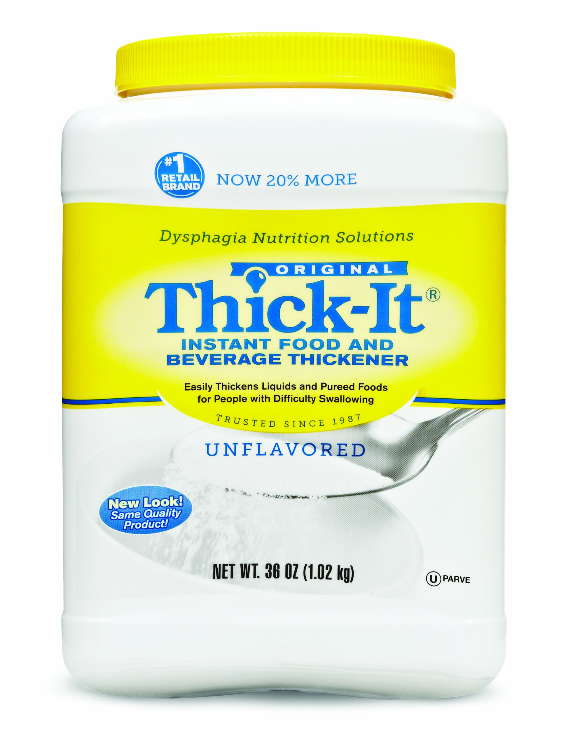 Thick-It Instant Food and Beverage Thickener, Original, 36 Ounce