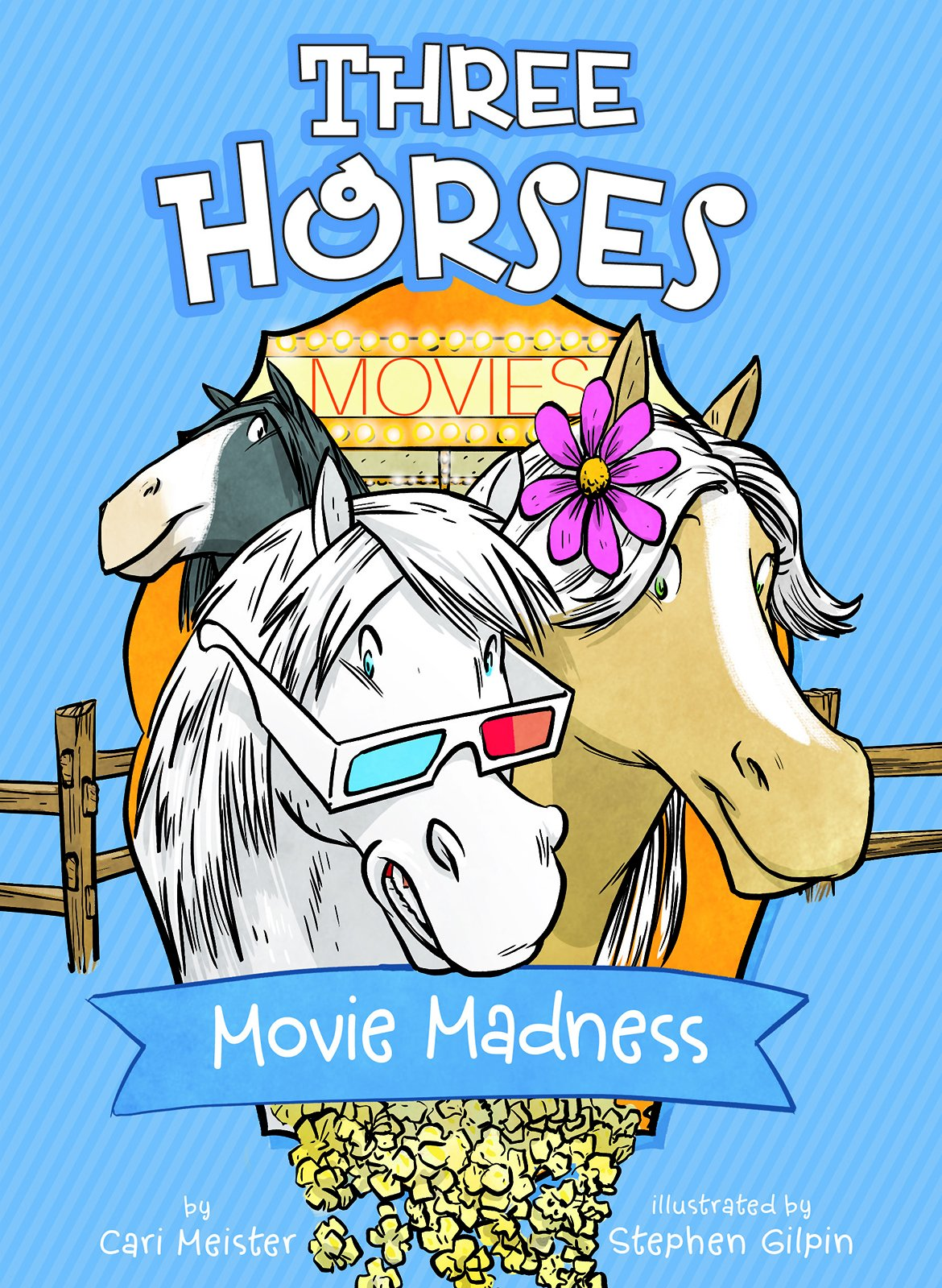 Download Movie Madness: A 4D Book (Three Horses) PDF