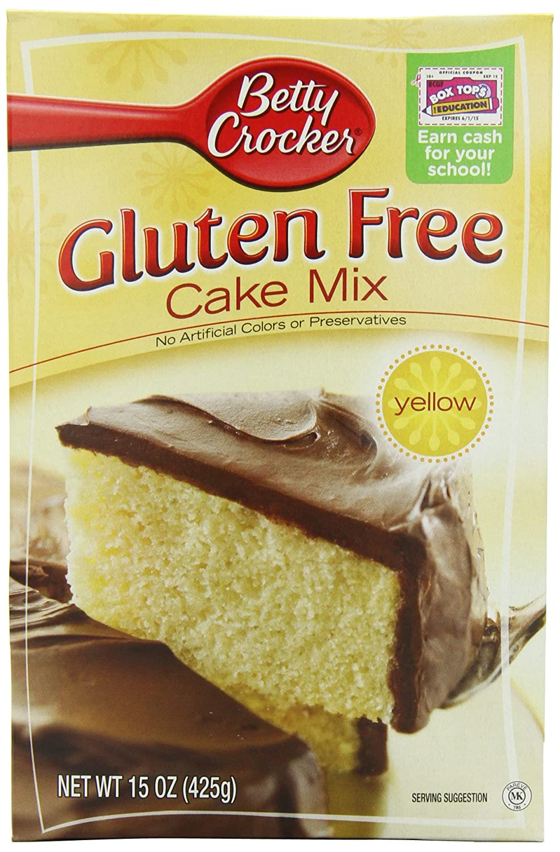 Image result for betty crocker gluten free cake mix