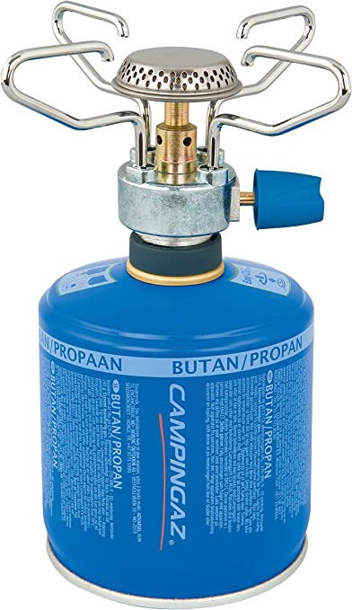 Camping Gaz Bleuet Micro Plus - Hornillo de Gas portátil ...