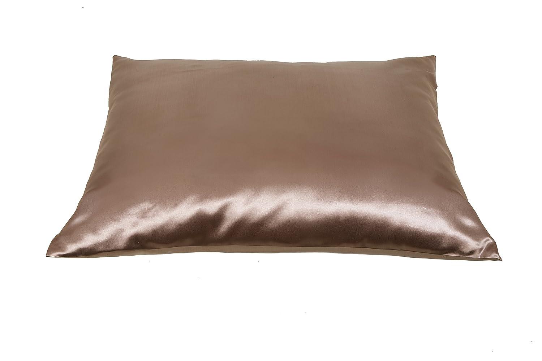 Raso Beauty Pillow–Il raso lucida federa per cuscino per capelli e pelle brillanti, 60x 70cm