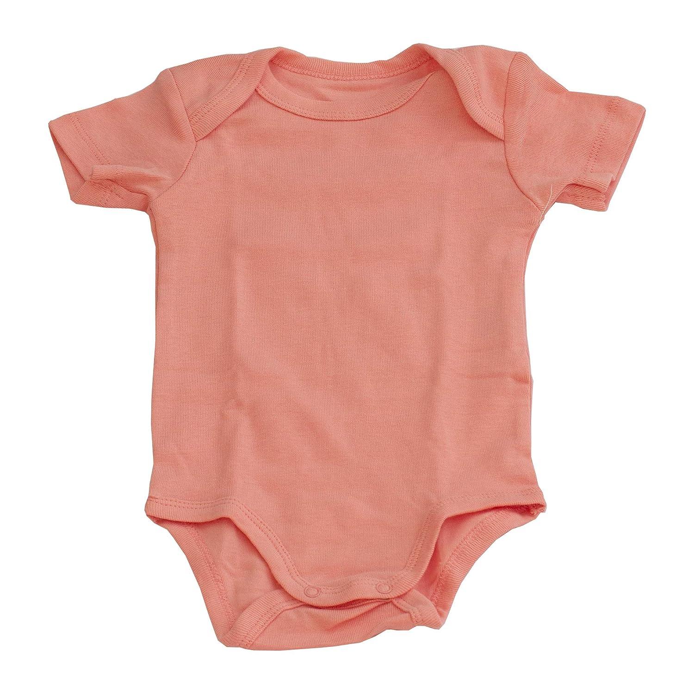 Hipoalerg/énico e Hipersuave Originalbaby Lote 5 Bodys Beb/é 100/% Algod/ón