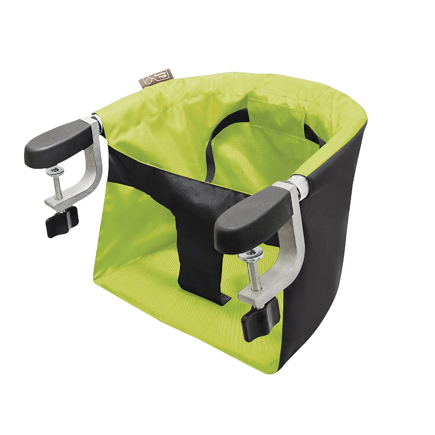 Amazon.com : Mountain Buggy Pod Clip On Highchair, Lime : Table Hook On  Booster Seats : Baby
