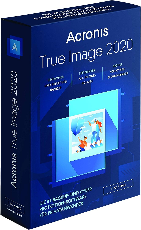 Acronis True Image 2020 Upgrade
