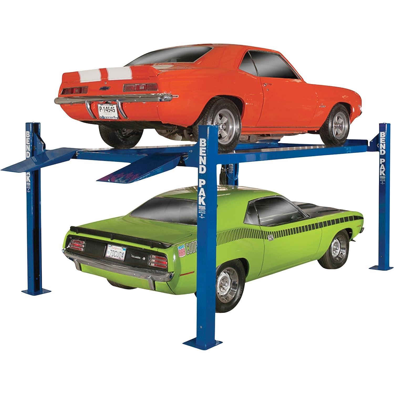 amazon com bendpak 4 post wide standard lift 9 000 lb capacity