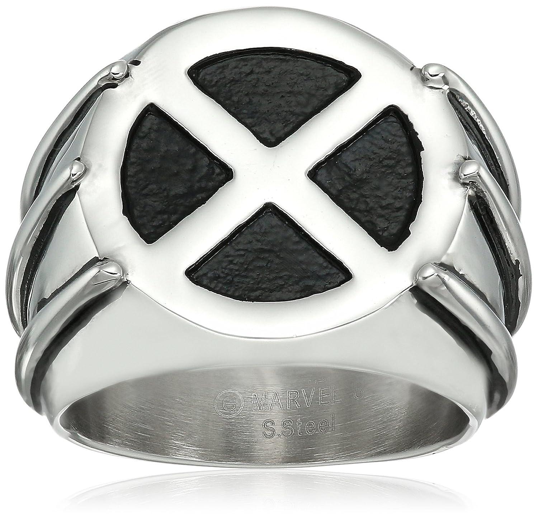 Marvel Comics Wolverine Stainless Steel Men's Ring