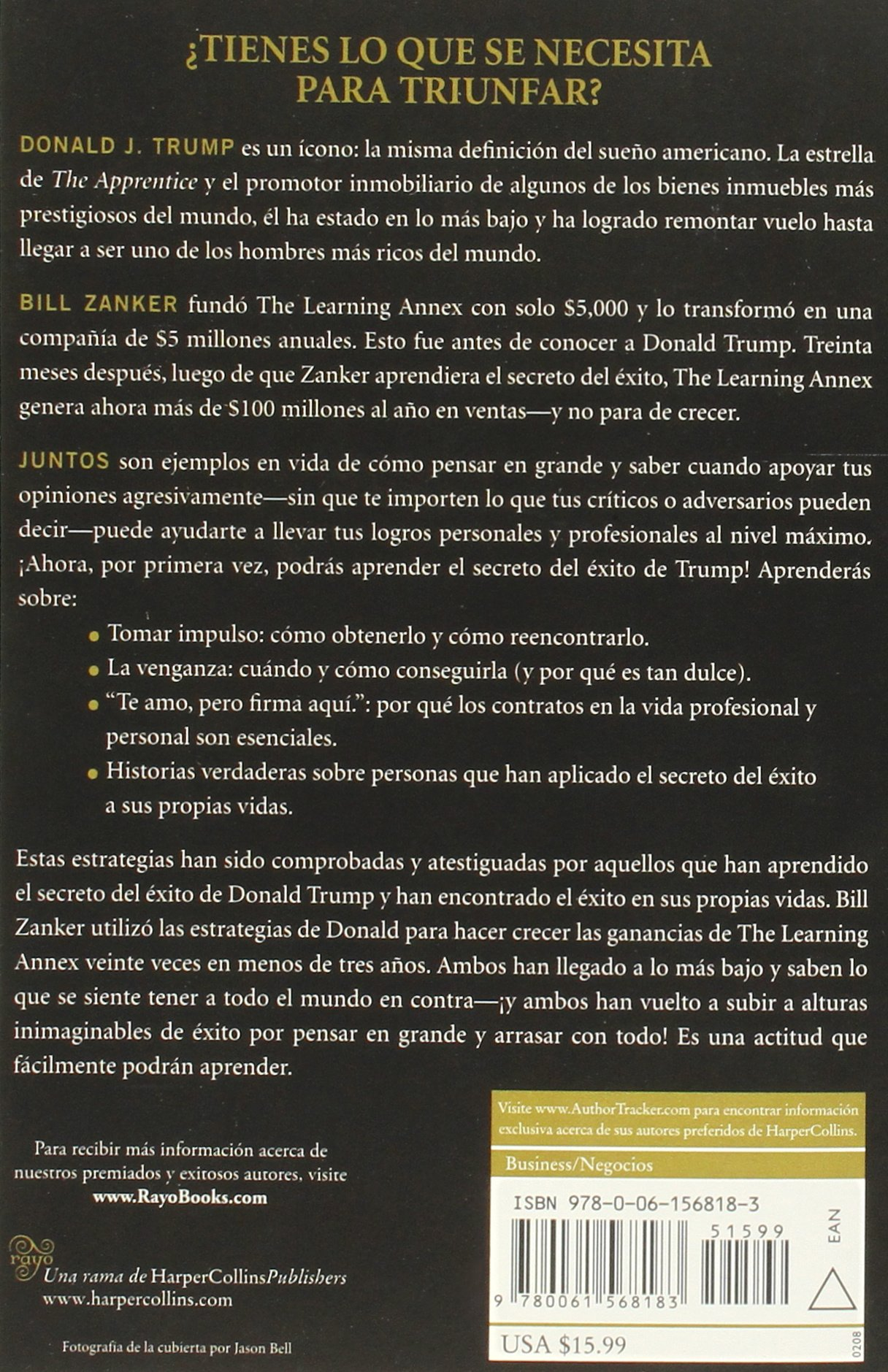 El Secreto del Xito: En El Trabajo y En La Vida: Amazon.es ...
