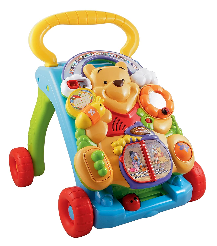 VTech Baby 80-114304 Winnie the Pooh - Andador con actividades ...
